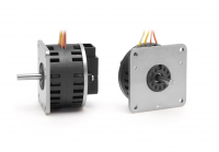 Stepper motors with high dynamics