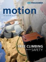 FREE CLIMBING with SAFETY